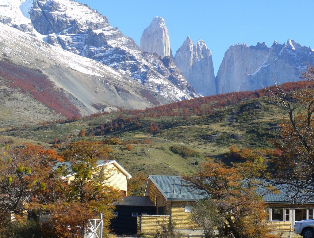 Torres del Paine – What is a Refugio