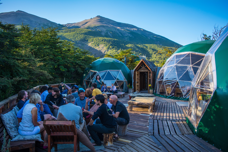Eco Yurt Camps in Torres del Paine
