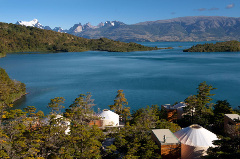 Eco Yurt Camps in Torres del Paine