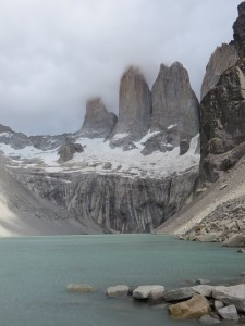 Ted and Rick visit Torres Del Paine