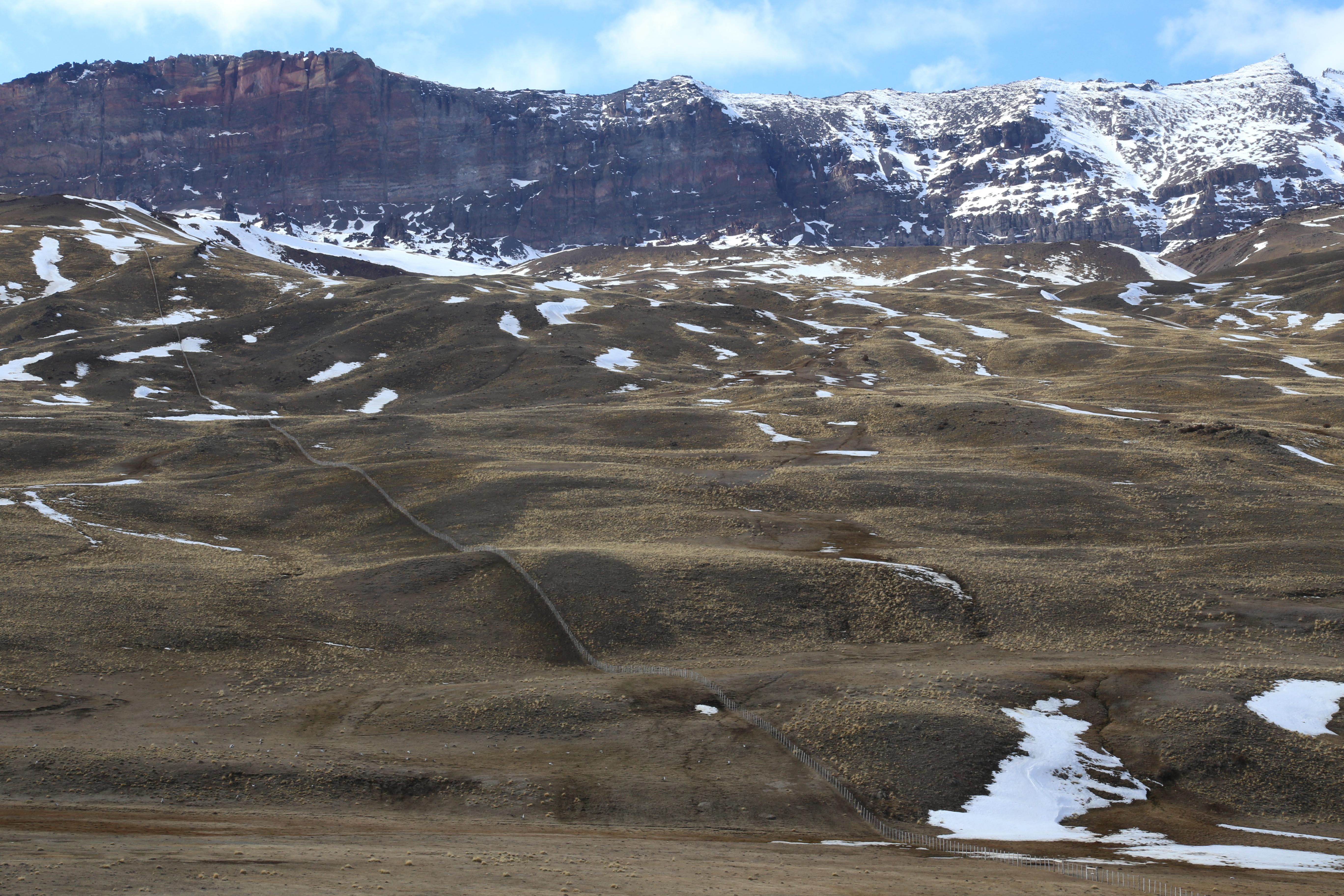 Sierra Baguales, Torres del Paine