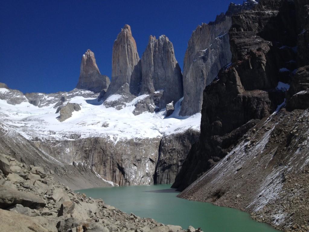 David's 5 day W Trek in Torres del Paine