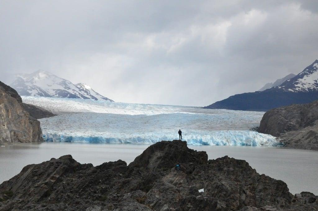 Doris Man Glacier