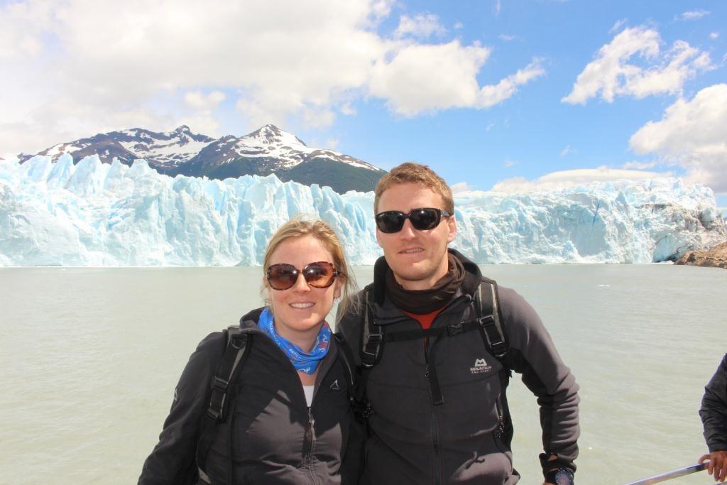 Emilie Roederer glacier