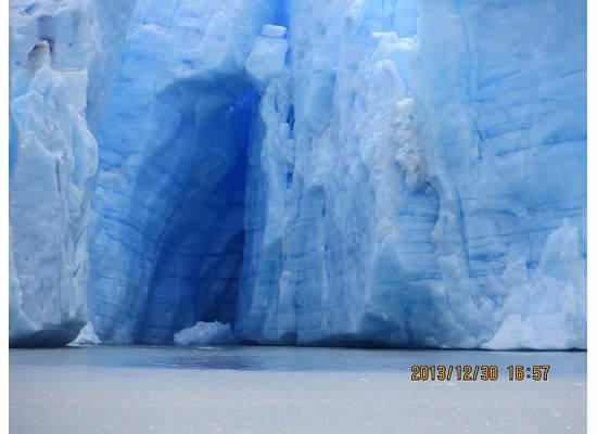 b sher glacier