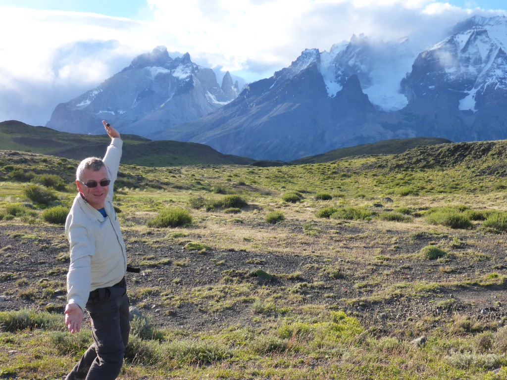Jenny & John's Full Circuit in Torres del Paine
