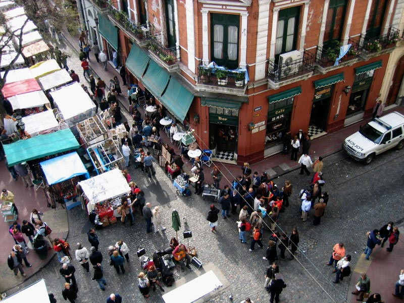 Buenos Aires & San Telmo