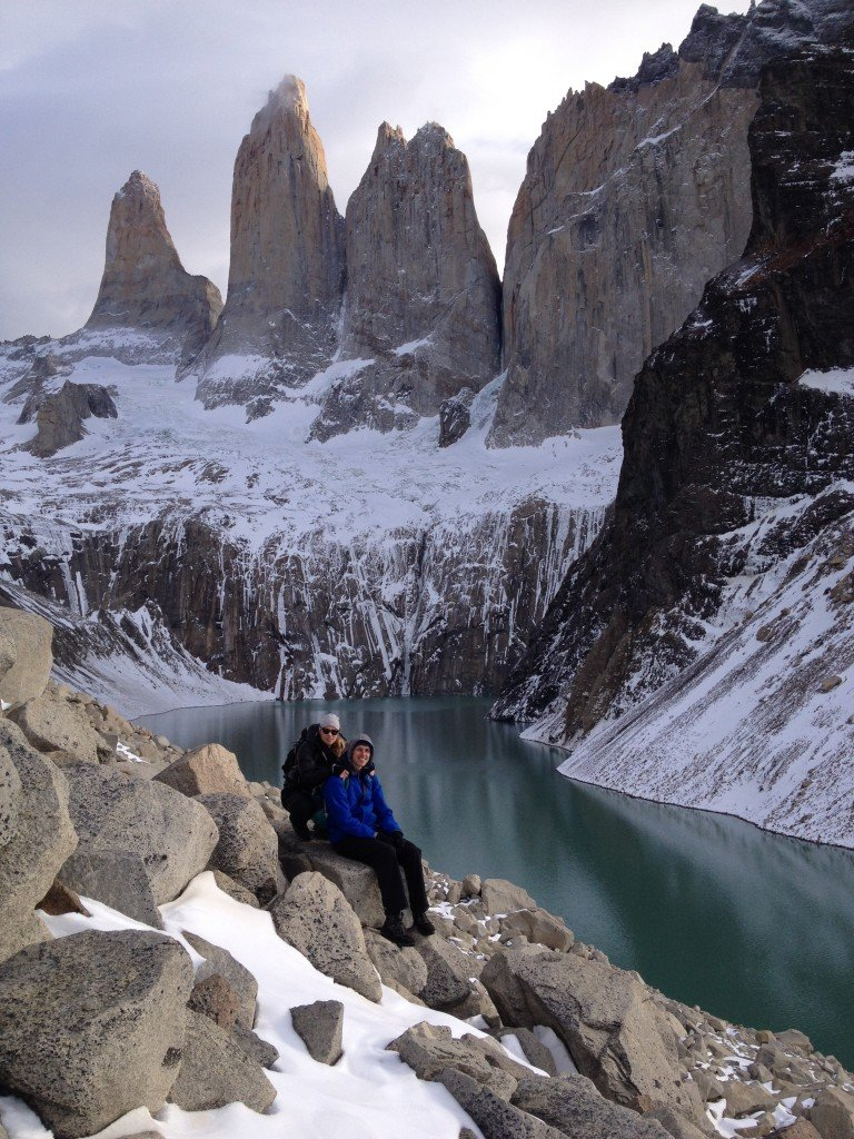 Marcel's 3 day Winter Trek in Torres del Paine