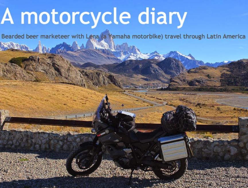 Iain Motorcycle Diary