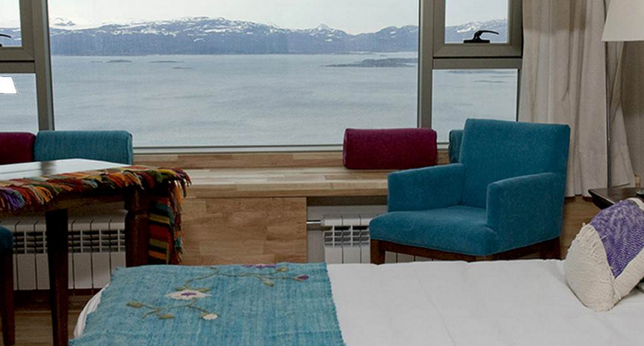 Luke's Review of Arakur Hotel, Ushuaia