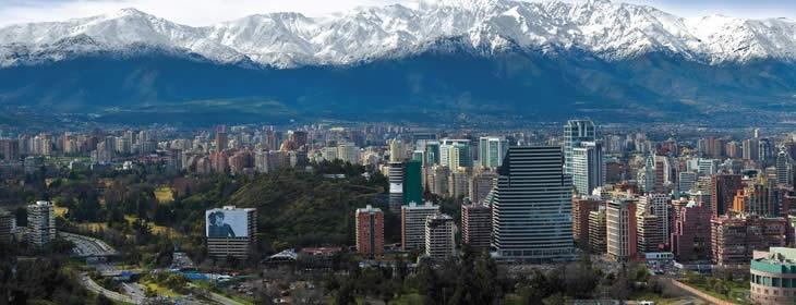 View from Cerro San Cristobal