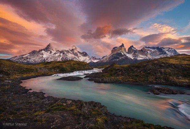 Patagonia on the Web – 17th July