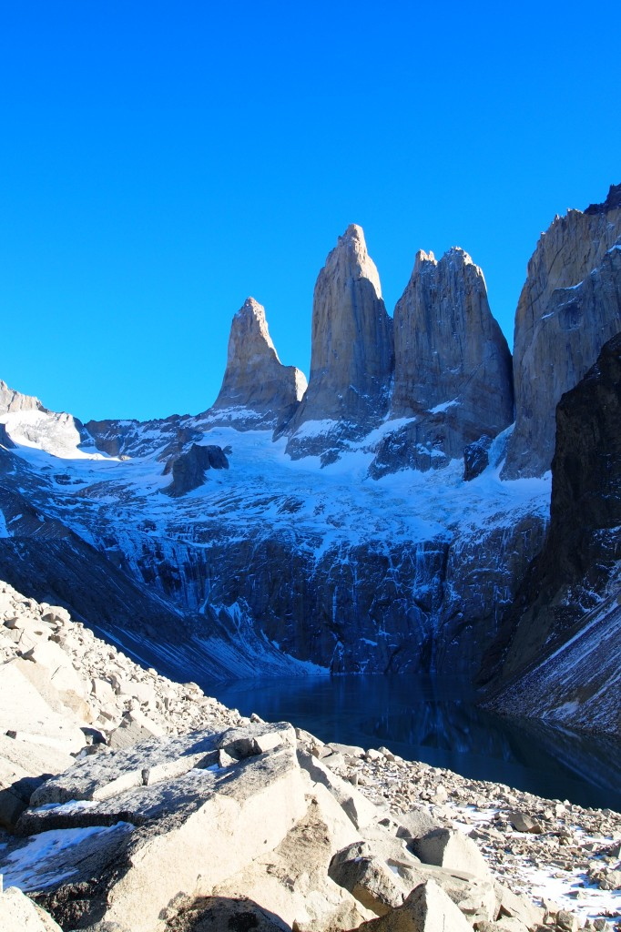 Leo's Winter Adventure in Torres del Paine