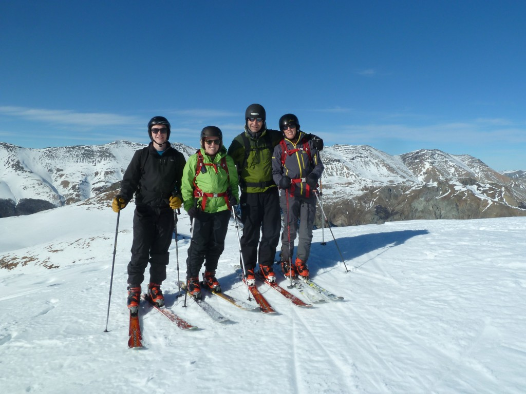 Jeanette's Backcountry Ski Trip in Bariloche
