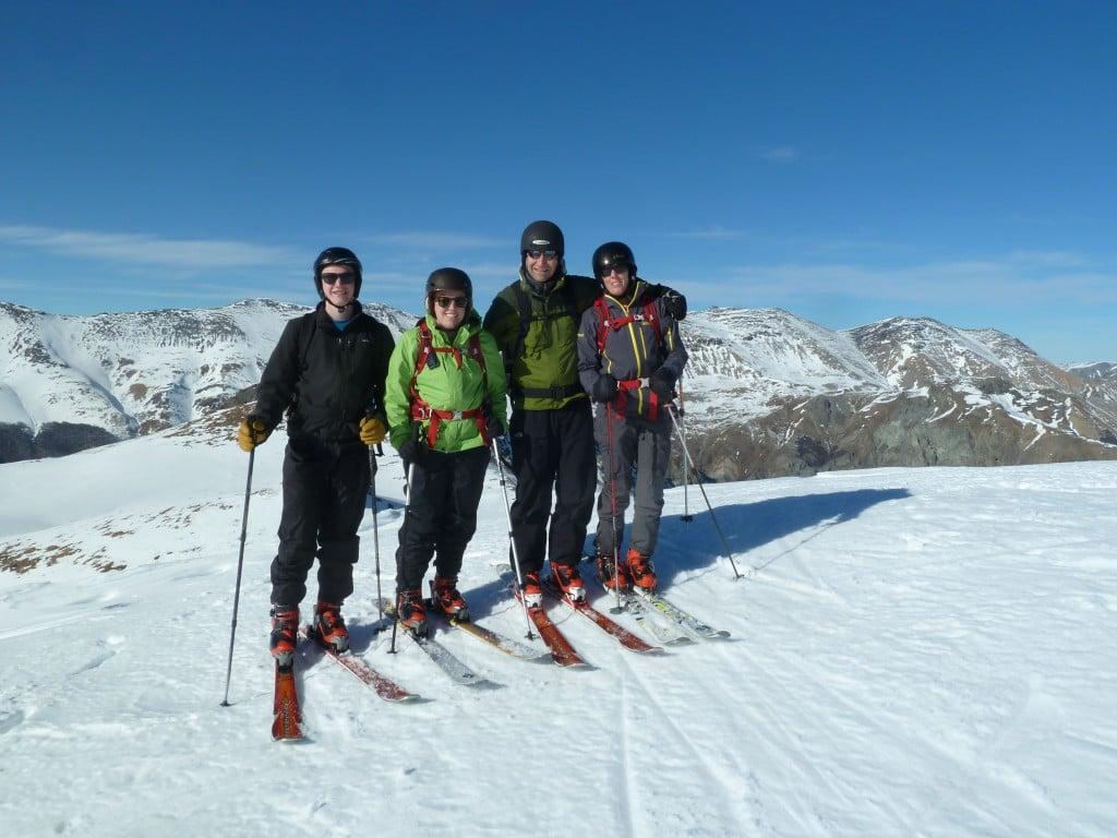 Jeanette's Backcountry Ski Trip in Bariloche