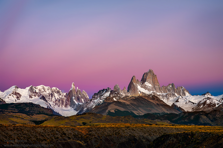 Patagonia on the Web – 8th August