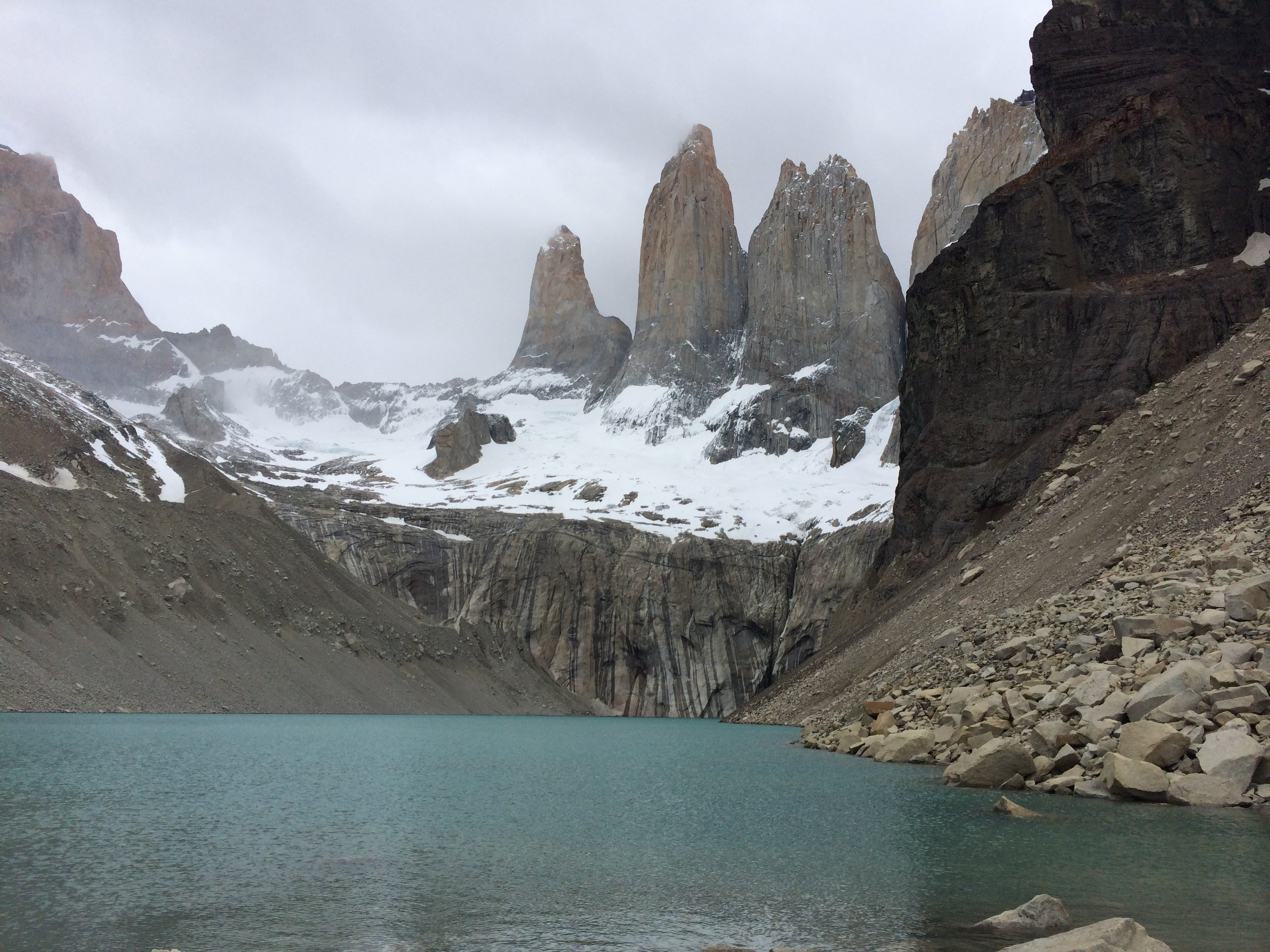 Karen's eco camp based W Trek in Torres del Paine