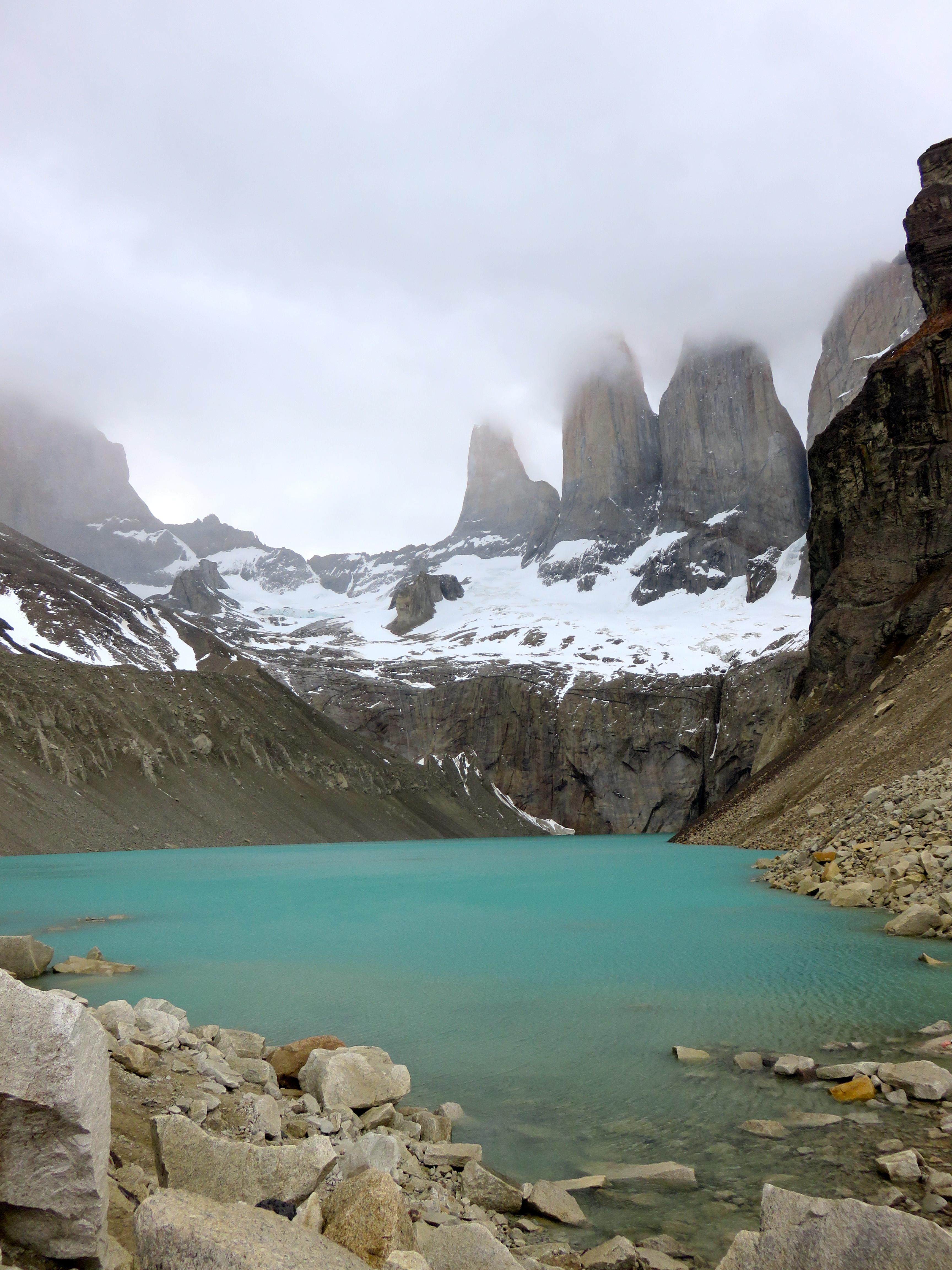 Claire's trip to Torres del Paine, Tierra del Fuego & Bariloche