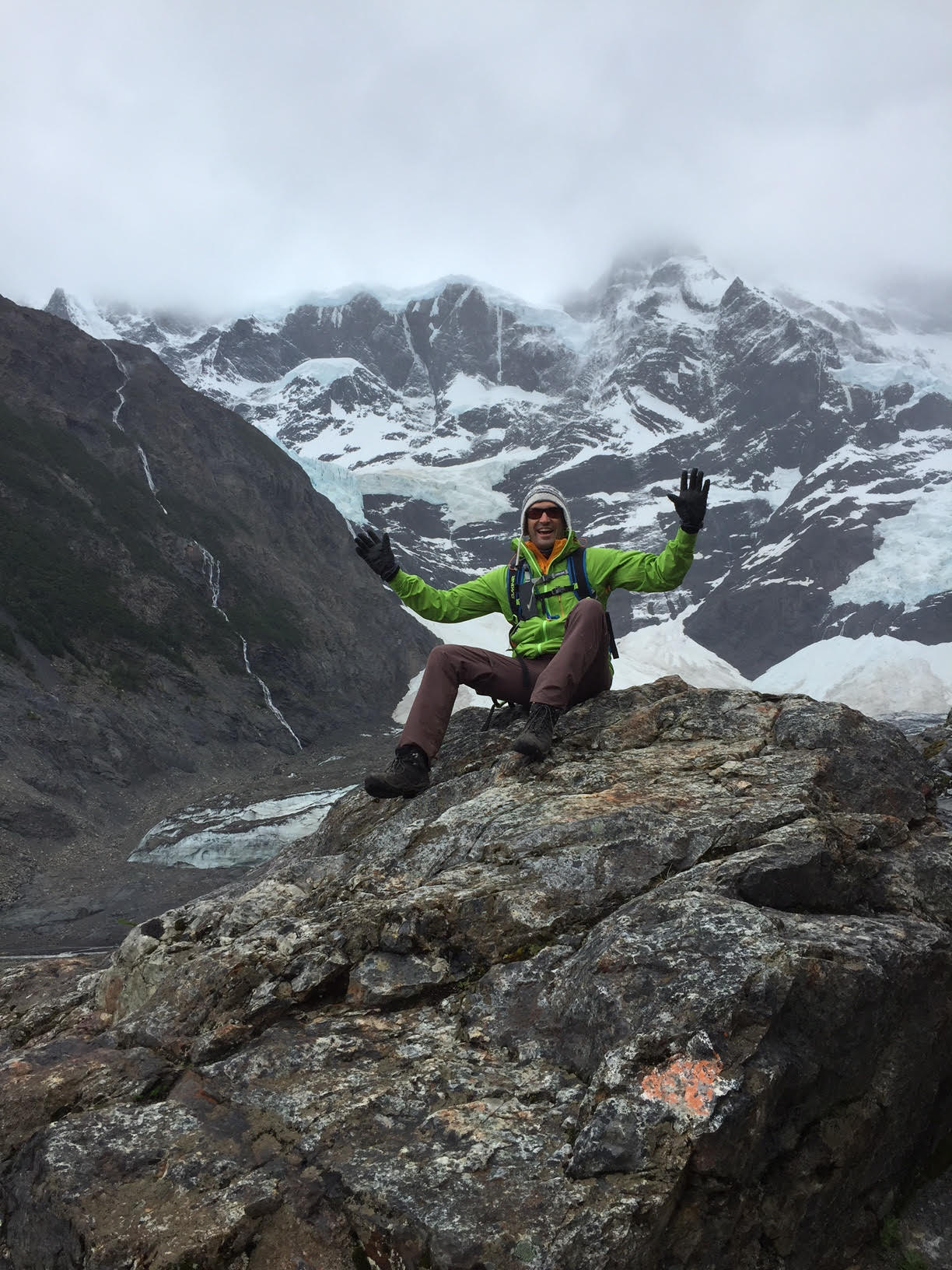 Anja & Dave's W Trek in Torres del Paine