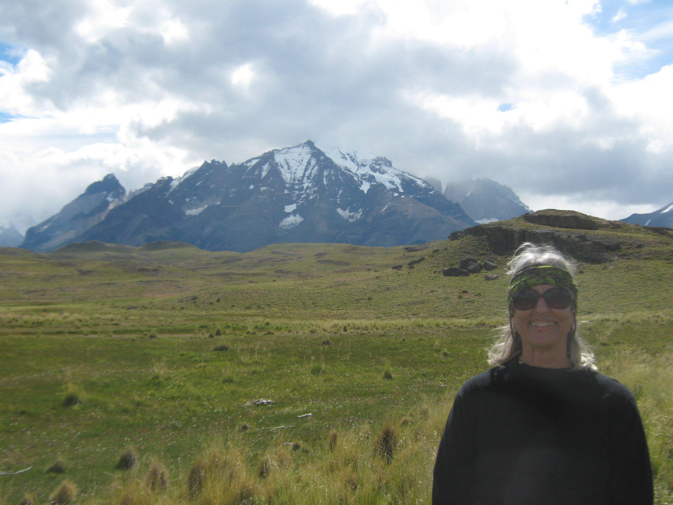 Wallis' trip to Torres del Paine & Los Glaciares