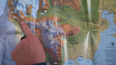 Remote Trekking in Los Glaciares: Paso del Viento