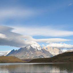 Trekking in Torres del Paine & Los Glaciares