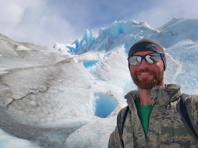 Patrick's Trekking holiday in Torres del Paine & Los Glaciares