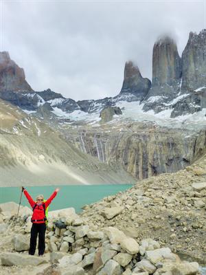 Teri & Deb's Torres del Paine & Los Glaciares Adventure!