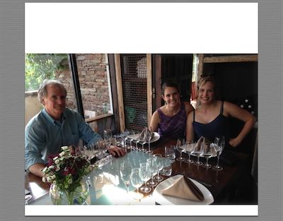 wine tasting in BA
