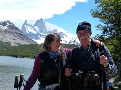 Ian & Sue's Patagonia Adventure