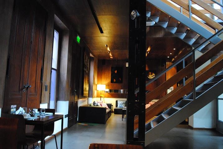Hotel Review: Hotel Babel, San Telmo