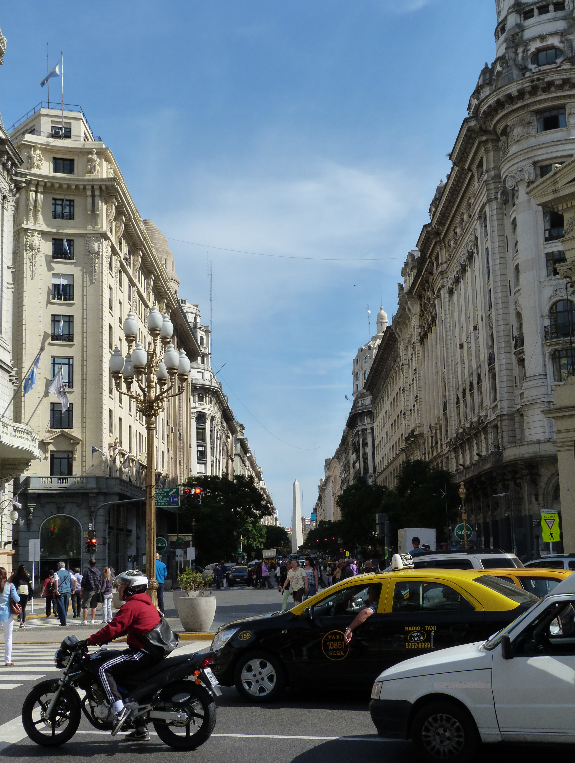 Choosing your hotel and neighbourhood in Buenos Aires