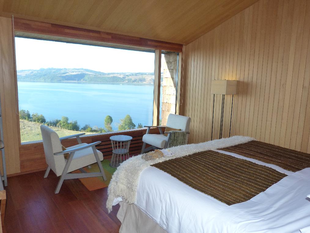 Tiera Chiloe bedroom