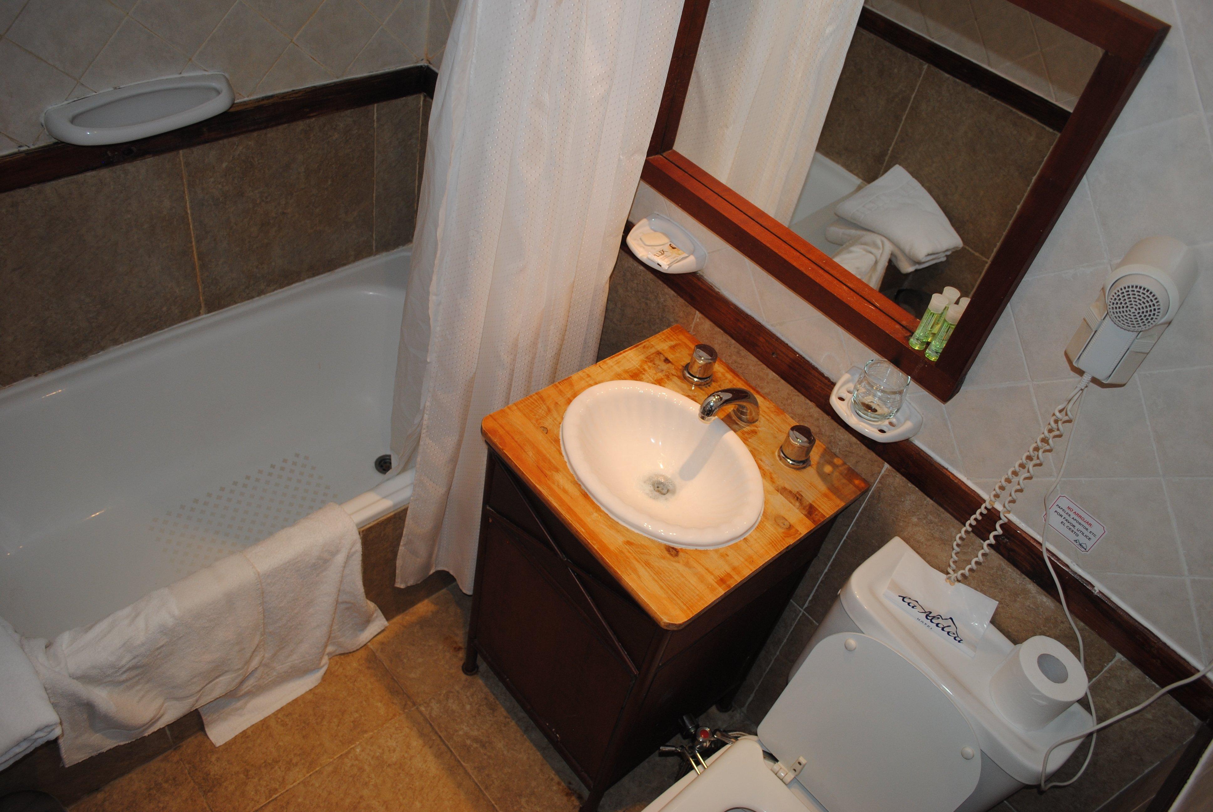 Hotel Review: La Aldea, Chalten