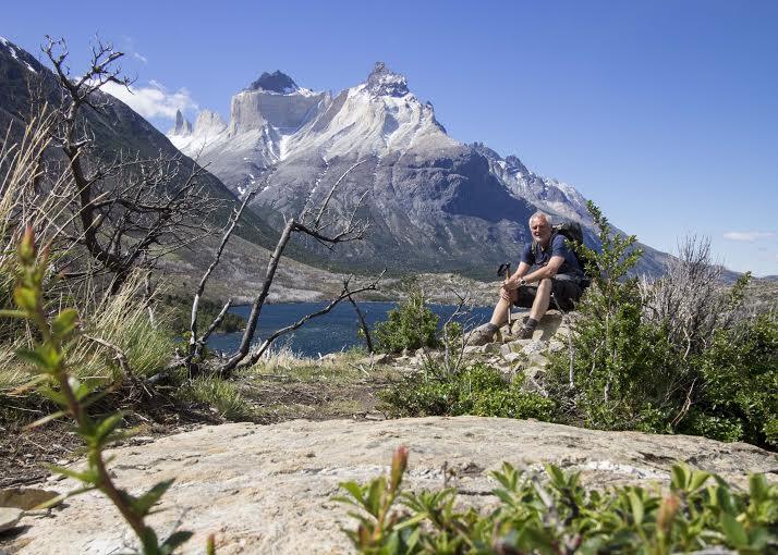 Tony's Patagonia experience